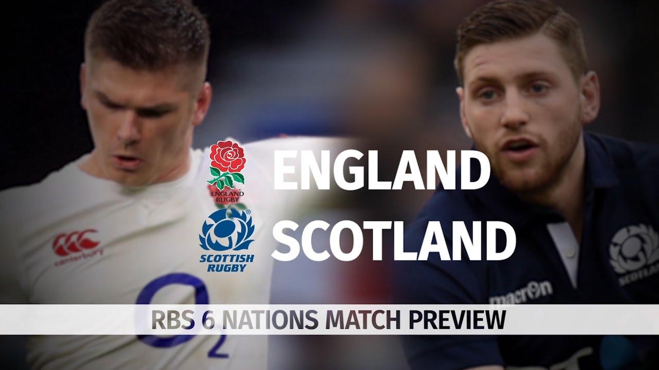 England vs Scotland Rugby Preview