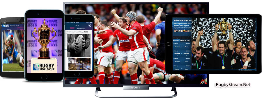 How to Watch Rugby Live Free on iPad, iPhone