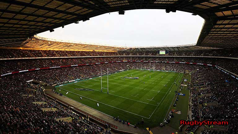 Rugby World Cup 2015 Twickenham Stadium