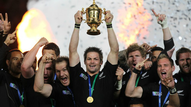 All Blacks beat Wallabies to win World Cup 2015 Final