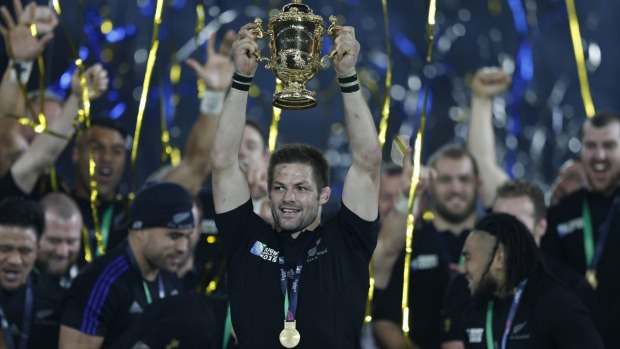 All Blacks beat Wallabies to win World Cup 2015