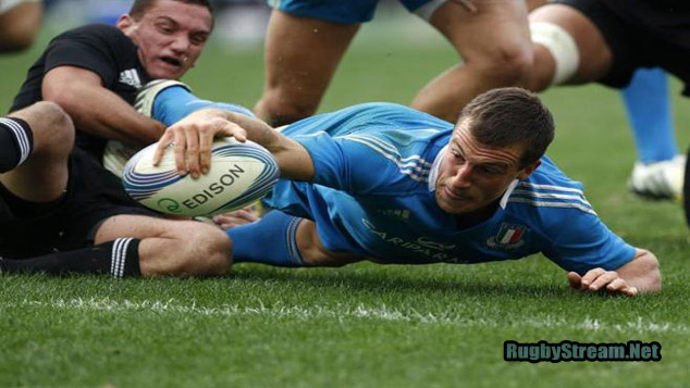 Italy vs. All Blacks Rugby Match Preview 2016