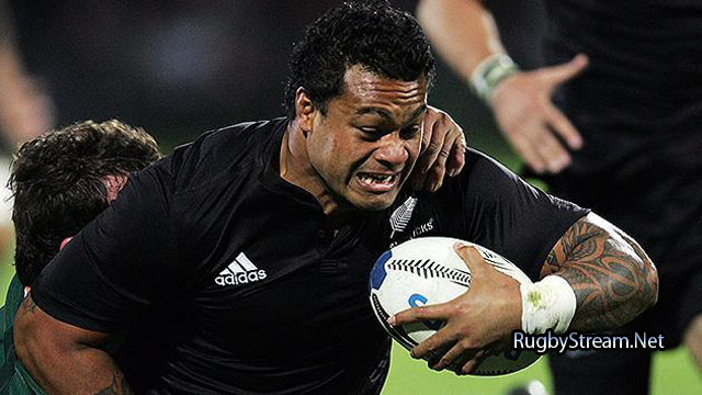 Former AllBlacks Sione Lauaki dead at 35 will be remembered by all rugby fans