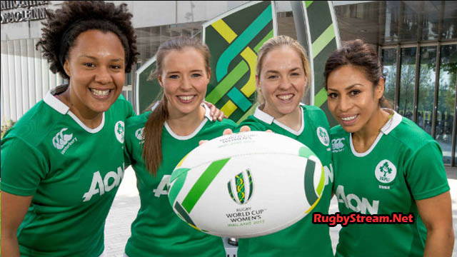 Women's Rugby League World Cup Live