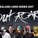 New Zealand lions Series 2017