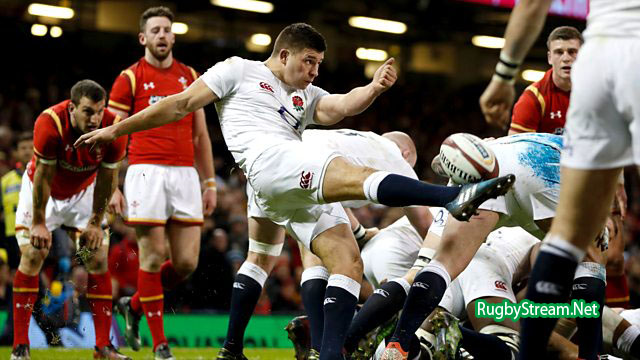 England Rugby Upcoming Matches 2017 TV Guide