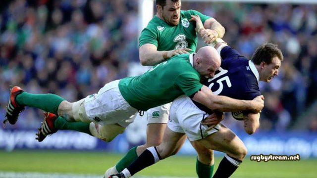 IRFU Ireland Rugby Upcoming Games 2017