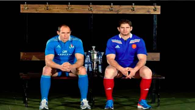 France vs Italy 6 Nations