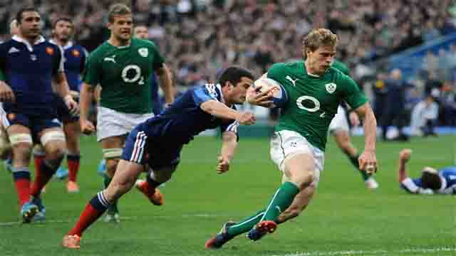 Ireland vs France Six Nations Rugby 2018