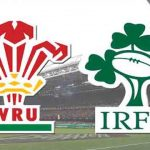 Ireland vs Wales 6 Nations Rugby 2018 Dublin
