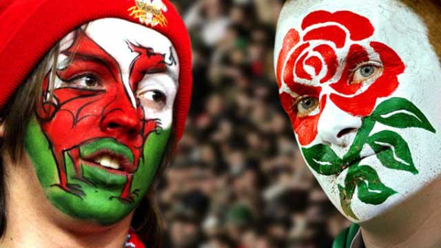Wales vs England Natwest Six Nations Rugby