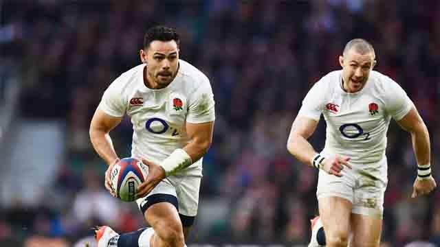 England Rugby 2018 Fixtures