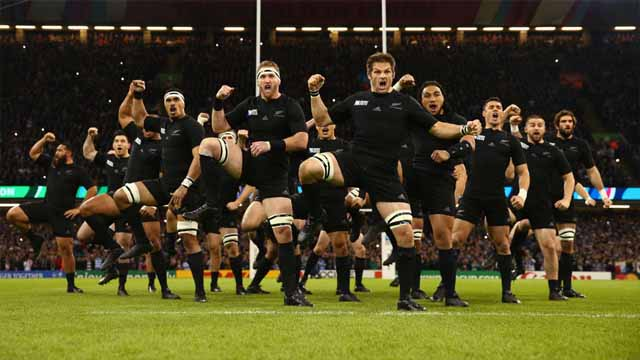 All Blacks vs France Rugby 2018