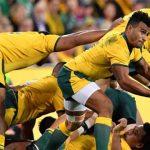 Australia v Ireland Rugby 2018