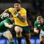 Australia vs Ireland Rugby 2018