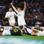 England vs South Africa Rugby 2018