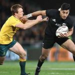 New Zealand vs Australia Rugby Bledisloe Cup 2018