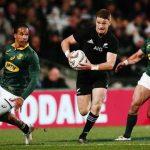 All Blacks vs Springboks