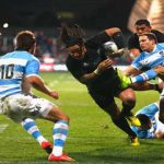 All Blacks vs Argentina Rugby 2018