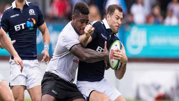 Scotland v Fiji Rugby