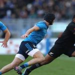 All Blacks at Italy Rugby 2018