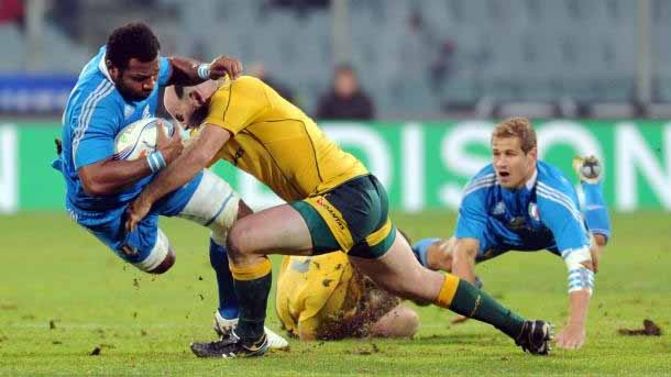 Wallabies at Azzurri Rugby