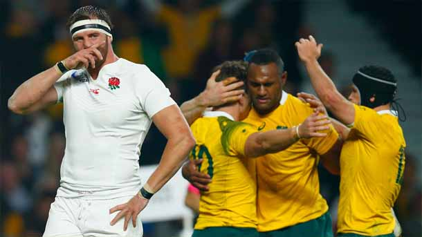 Wallabies at England Rugby Schedule 2018