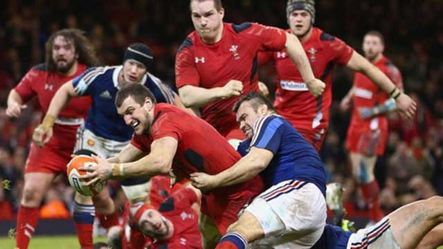 France vs Wales 6 Nations 2019 Rugby