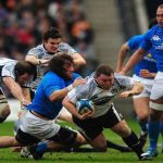 Scotland vs Italy Rugby Six Nations 2019
