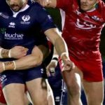 Scotland vs Wales rugby in Six Nations 2019 Round Four